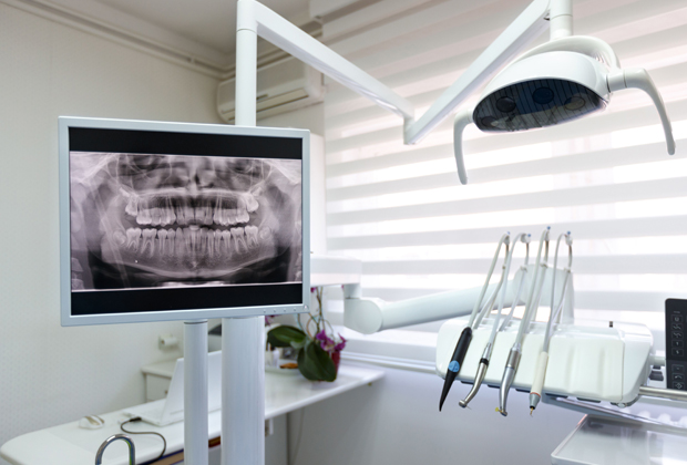 What Happens During The Dental X Ray Process